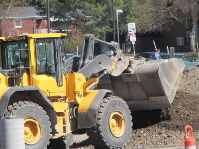 Front End Loader Safety - Don't Kick the Bucket