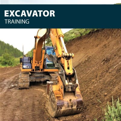 360 excavator training certification