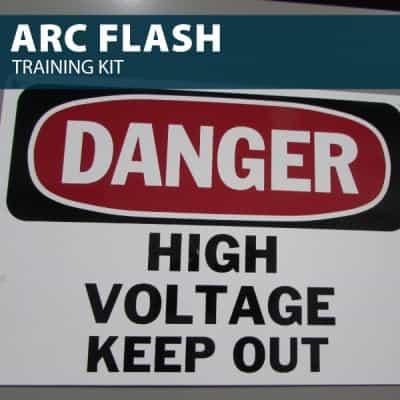 Arc Flash Training Kit by Hard Hat Training