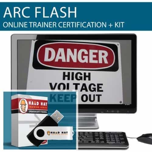 arc flash trainer certification
