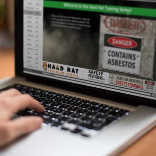 online Asbestos training