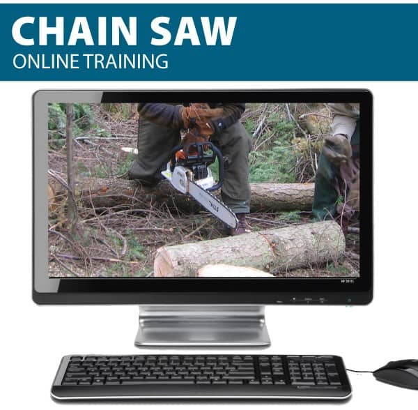 chainsaw safety training online