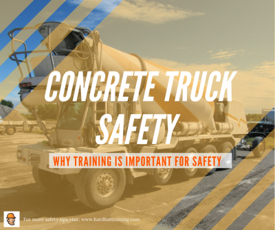 Cement Truck Driver Training by Hard Hat Training - Ready Mix Concrete Truck Safety Training