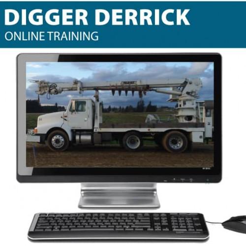 digger derrick training online
