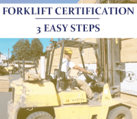 Forklift Certification Training that Meets Forklift Certification Requirements