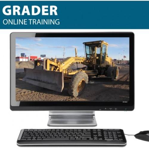 Grader training online