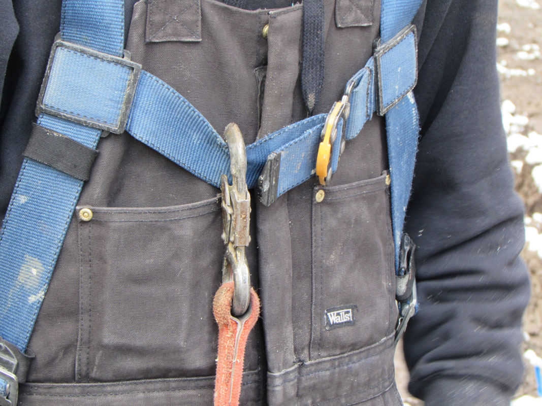 Harness Fall Protection