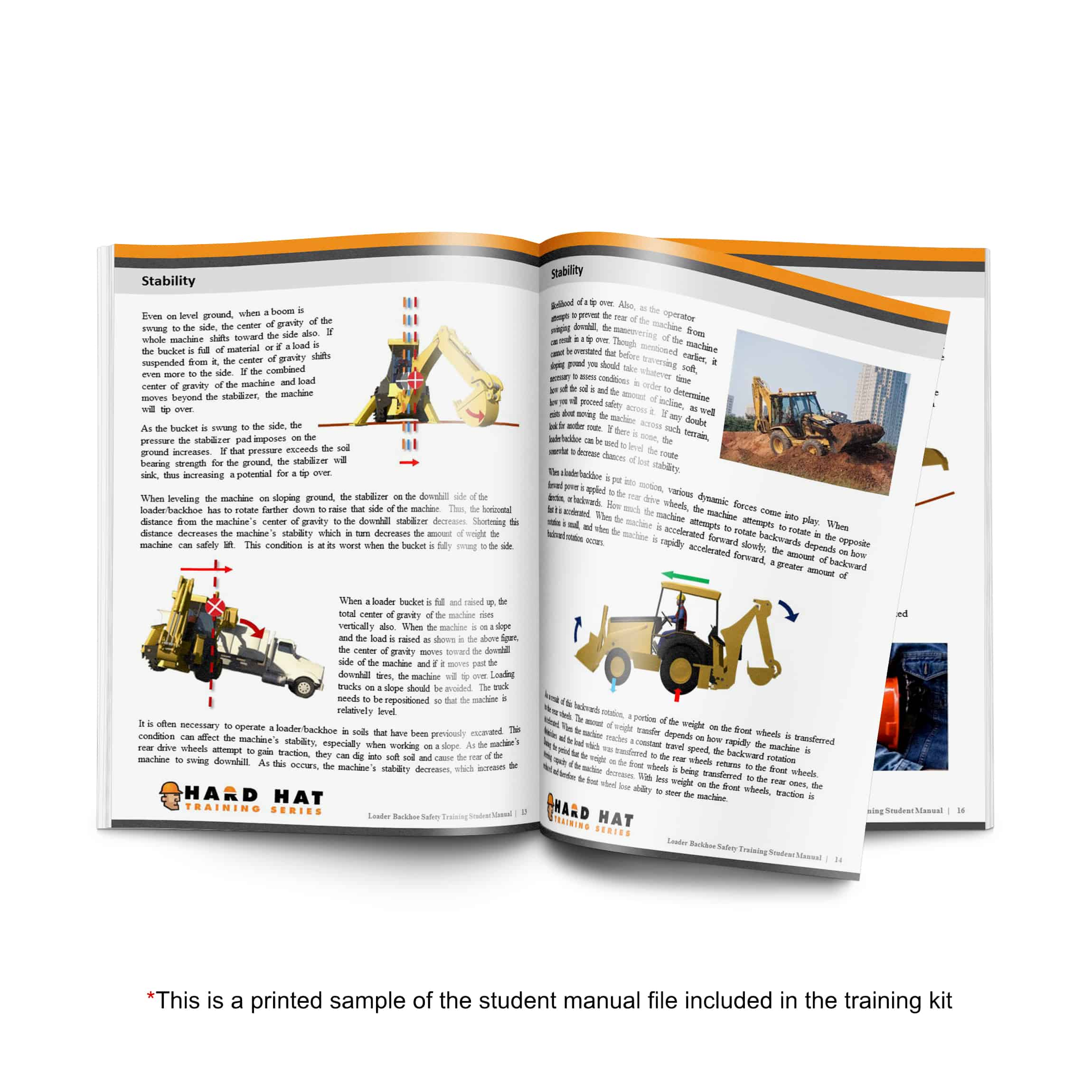 Front End Loader Training manual
