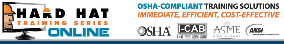 ONLINE OSHA TRAINING CERTIFICATION