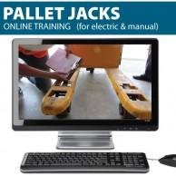 pallet jack online training
