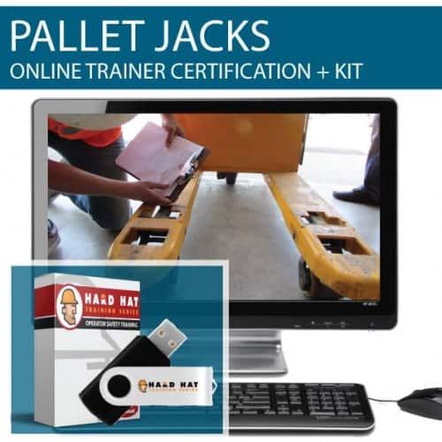 pallet jack trainer certification