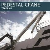 Pedestal Crane Training