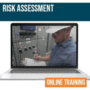 Risk Assessment online training image