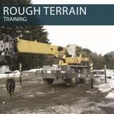 rough terrain crane training