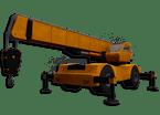 Rough Terrain Mobile Crane Training - Earn Your Mobile Crane Certification