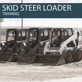 skid steer training