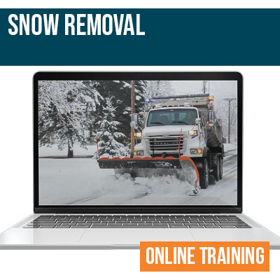 General Snow Removal Online Training