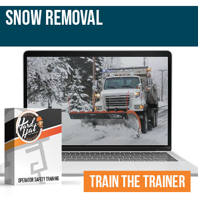 General Snow Removal Trainer Certification