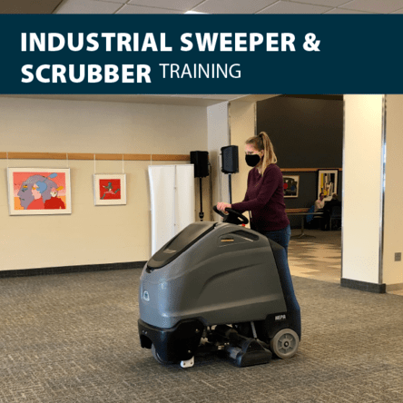 canada Industrial Sweeper training certification