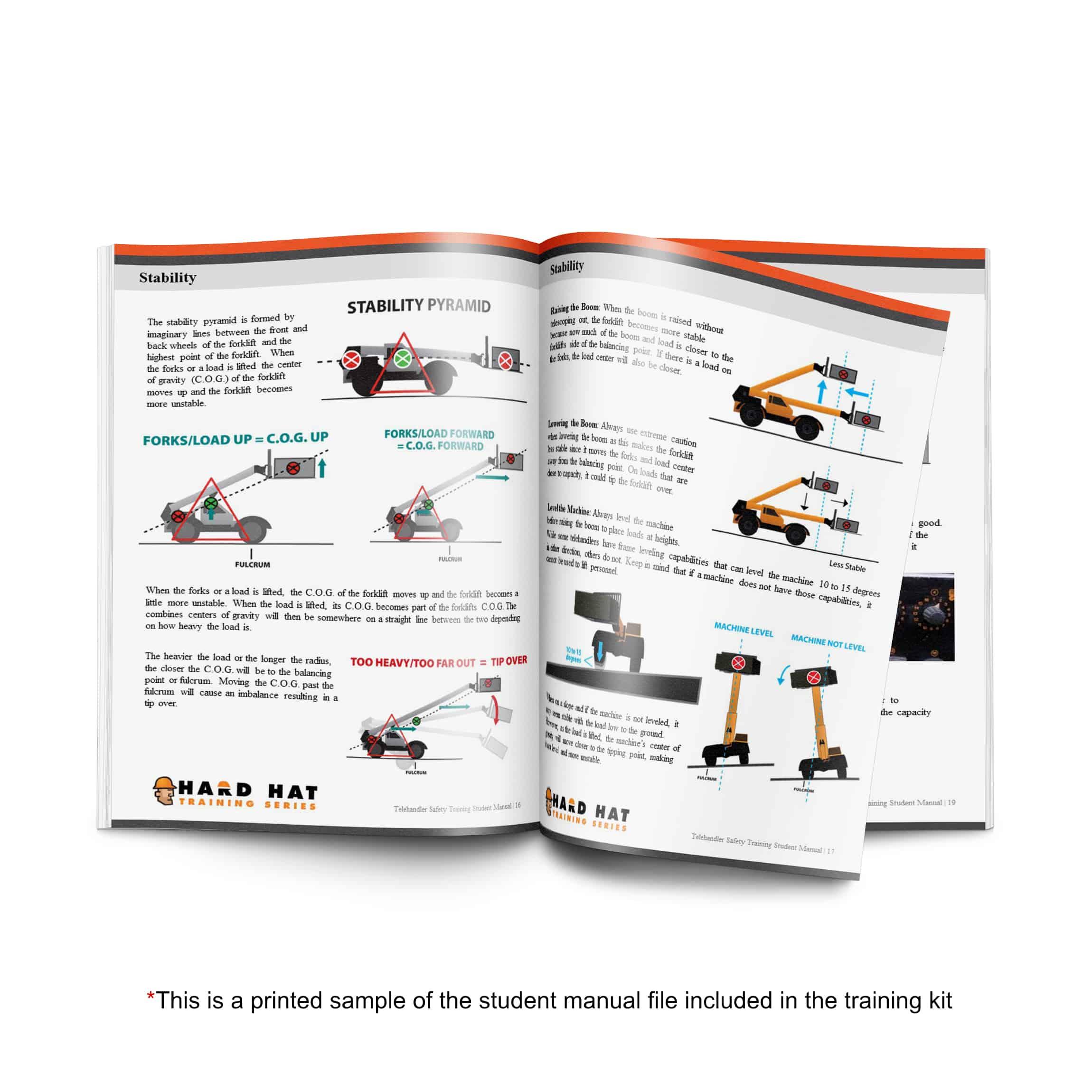 telehandler training manual