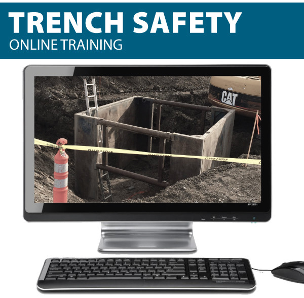 online trench safety training
