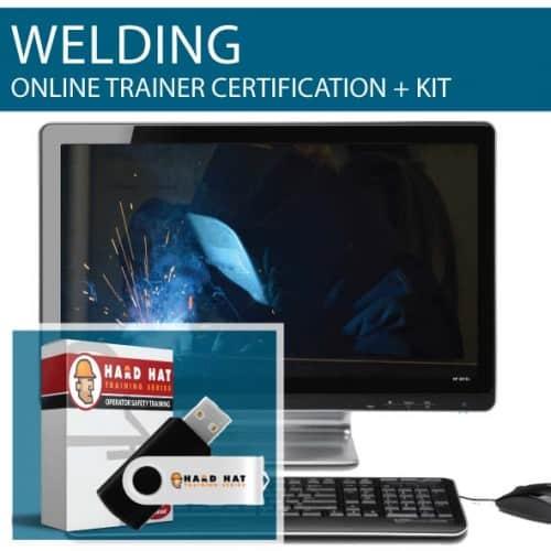 welding trainer certification