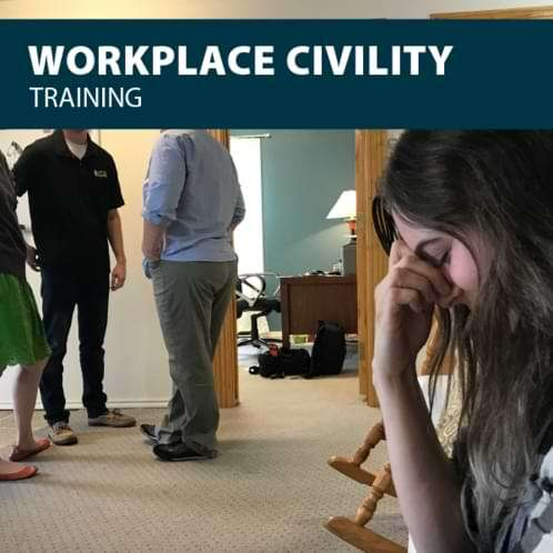 workplace civility training certification