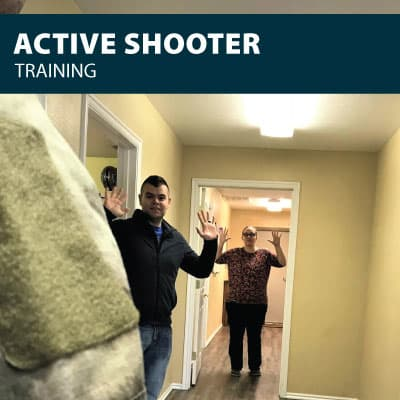 active shooter training certification