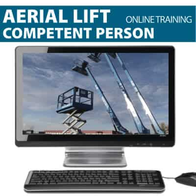 Aerial Lift Competent Person/Supervisor Training