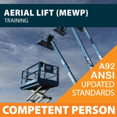 aerial lift competent person