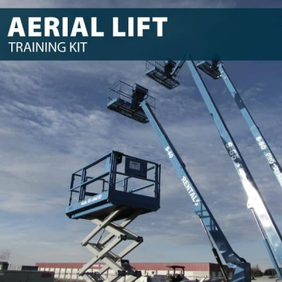 Aerial Lift Training Kit