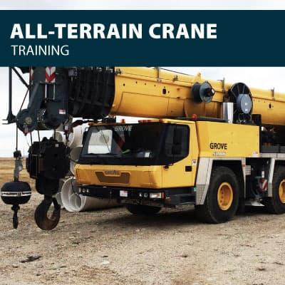 all terrain training certification