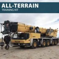 All Terrain Crane Training Kit by Hard Hat Training