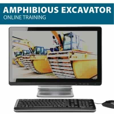 Amphibious Excavator Online Training