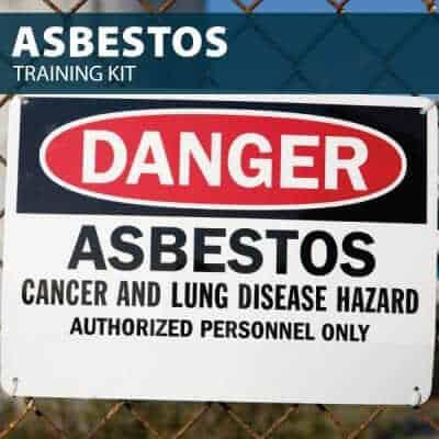 Asbestos Training Kit by Hard Hat Training