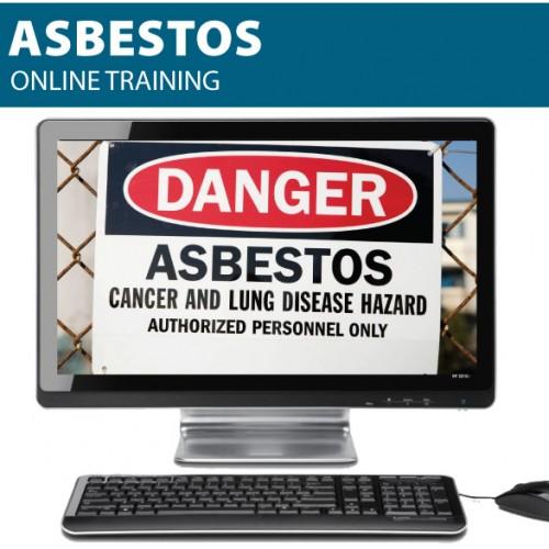 Asbestos online training