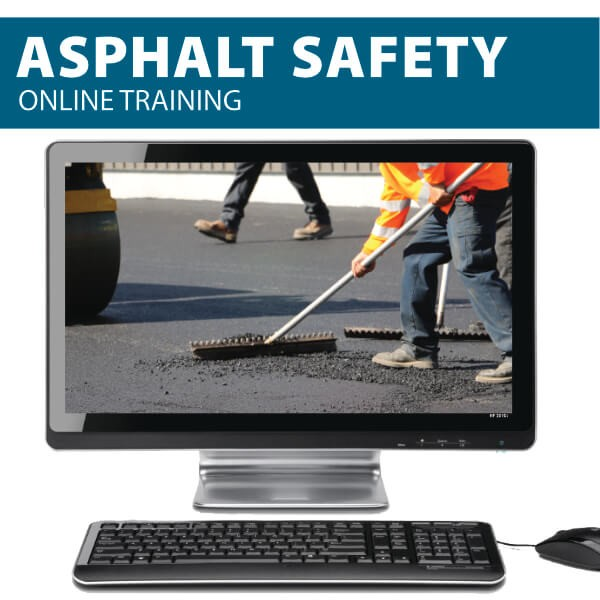 Asphalt Safety Online Training from Hard Hat Training