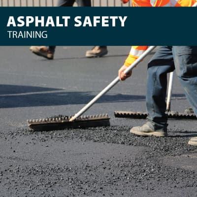 asphalt training certification