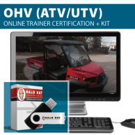 OHV ATV UTV Train the Trainer