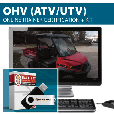 OHV ATV UTV Train the Trainer Certification