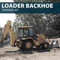 Loader Backhoe Training Kit