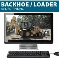 Backhoe Loader Online Training