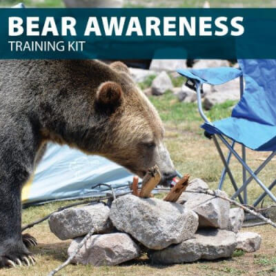 Bear Awareness Training Kit from Hard Hat Training