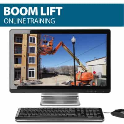 Online Boom Lift Training