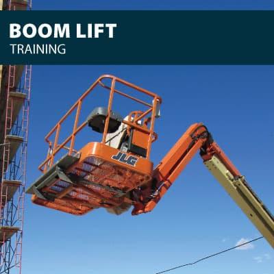 boom lift training certification