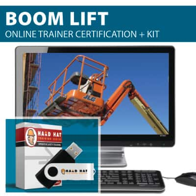 Boom Lift Train the Trainer Certification