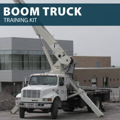 Boom Truck Training Kit by Hard Hat Training