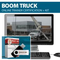 Boom Truck Train the Trainer