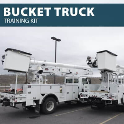 Bucket Truck Training Kit by Hard Hat Training