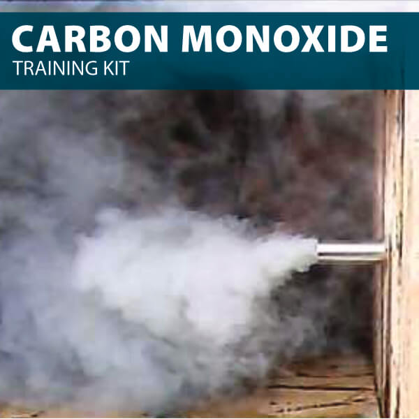 Carbon Monoxide Training Kit by Hard Hat Training